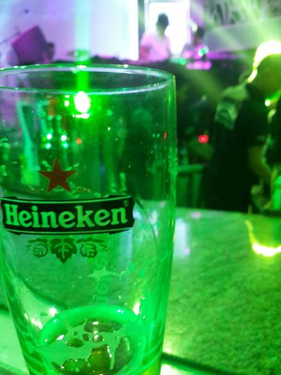 BeerHeineken Botolmusik Makassar Club Night