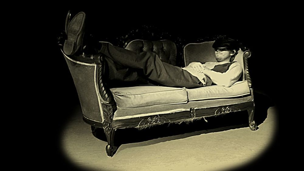 The Resting Man Old-fashioned Indoors  One Man Only One Person Black Background Old Photo Vintage Style Vintage Fashion Vintage Moments Spotlight Spotlightsinthedark Living Room Only Men People Man Old-fashioned Resting My Feet  Resting Resting Time Resting Man