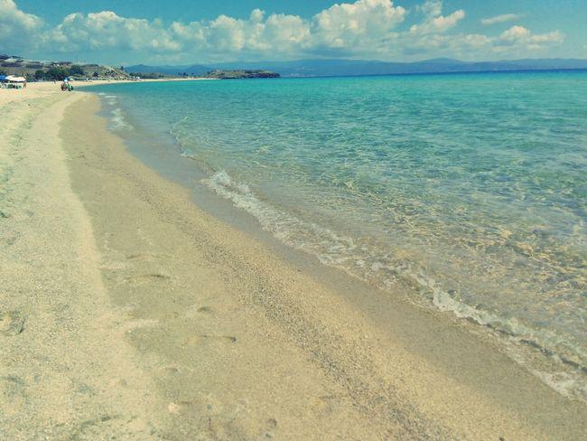 TraniAmouda Greece Enjoy Beautifulbeach First Eyeem Photo