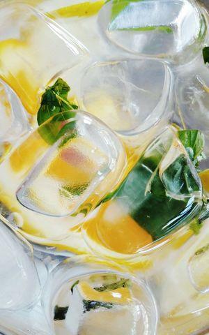 Ice Water Lemon Orange Taking Photos EyeEmbestshots EyeEm Gallery VSCO Vscocam Eyeemphotography EyeEm Best Shots Greenleaf PRISHTINA Kosovo
