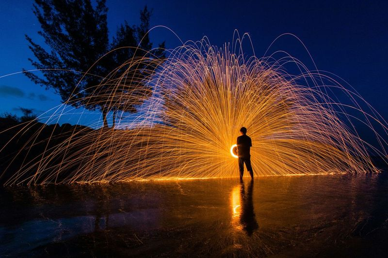 EyeEm Best Shots Brunei Long Exposure Beachphotography Reflections Beach Photography Reflection Water_collection Water Reflections Steelwool