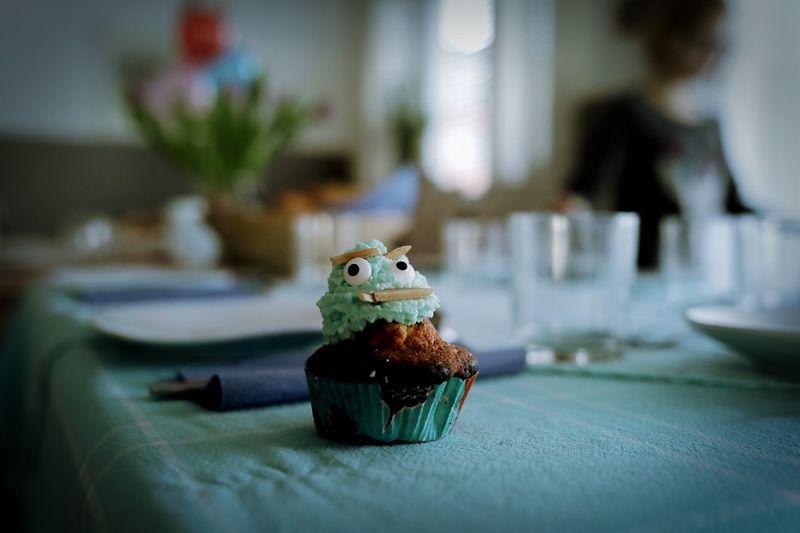 Single cupcake boss
