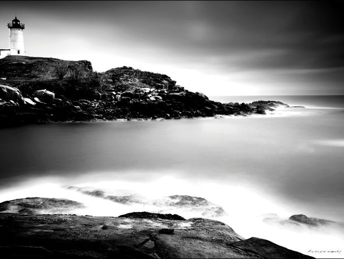 Took a trip out to Nubble Lighthouse today with the GFX50s and some Superstopper action. Landscape Outdoor Pursuit Water Black And White Blackandwhite Noiretblanc Landscape_photography Landscape Photography Beach Sea Landscape_Collection Landscapephotography Landscapes Leefilters