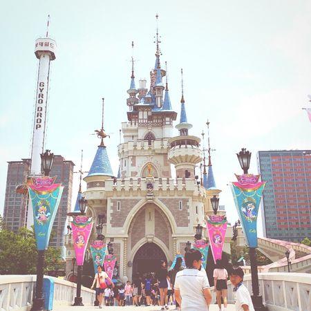 롯데월드성 LOTTEWORLD Lotteworld Tower