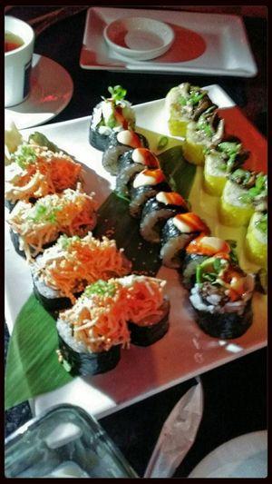 Food Porn Sushi Enjoying Life Yummy