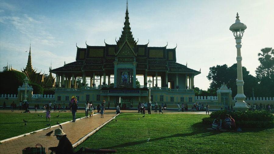 柬埔寨王宮 First Eyeem Photo