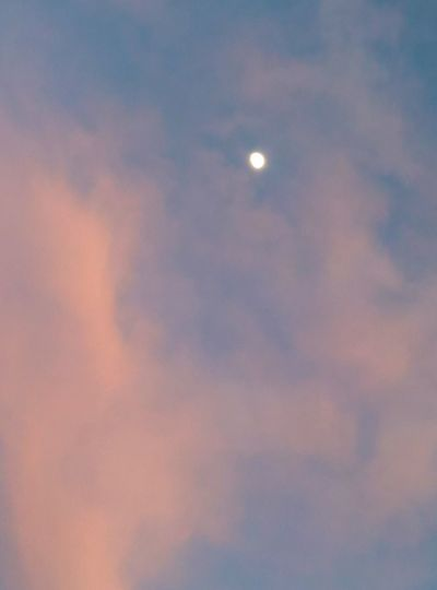 Moon ⭕ Sky