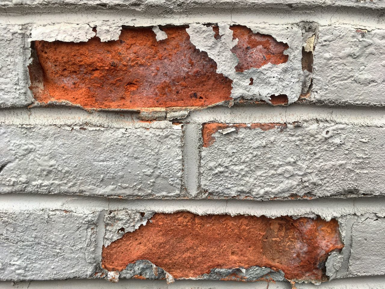 brick wall, wall - building feature, brick, wall, built structure, architecture, no people, close-up, textured, damaged, full frame, rough, day, backgrounds, weathered, old, pattern, bad condition, outdoors, broken, deterioration, concrete