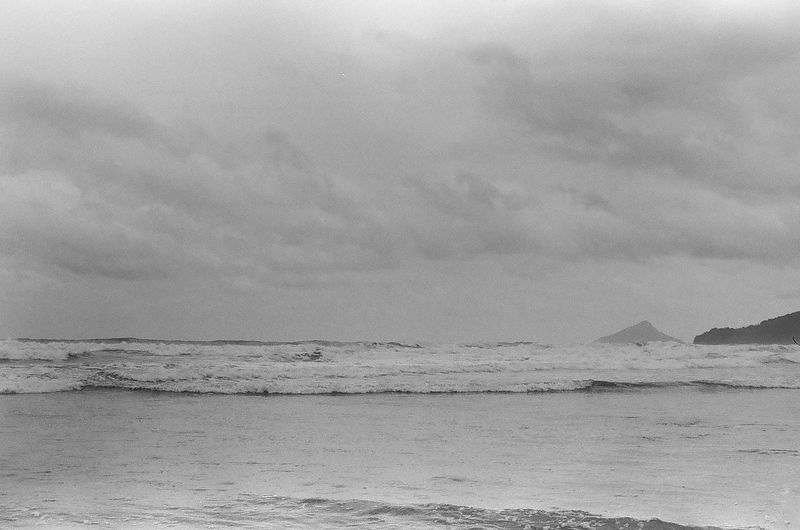 Canon 50mm Pentax Ilford Ilford HP5 Plus Film Film Photography Analogue Photography 35mm Film Analog Film Is Not Dead Filmisnotdead The Week on EyeEm Love Yourself Nature Outdoors Beach Sand Tranquility Textured  Day Sea Sky