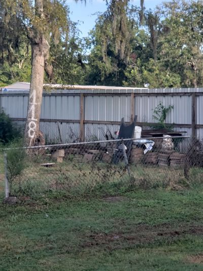 Still in recovery Aftermath Hurricane Damage EyeEmNewHere Texas #EyeEmNewHere EyeEmNewHere Abandoned No People Rural Scene Tree Water Sky Grass Architecture Green Color Plant Run-down Abandoned Bad Condition Deterioration Weathered Damaged Discarded Broken
