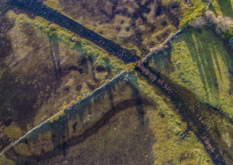 Aerial Shot Drone  Sweden Aerial Photography Aerial View Agriculture Beauty In Nature Day Landscape Nature No People Outdoors Rural Scene Tranquility Water Öland