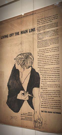 Radio Retro Vintage Andy Warhol Text Representation Paper History The Past Human Representation