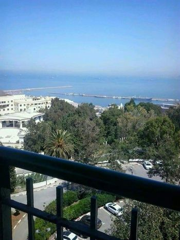 Hi! Helloworld Hello World Algeria Taking Photos Sea View Alger Algerian Algeria 2015 Algiers