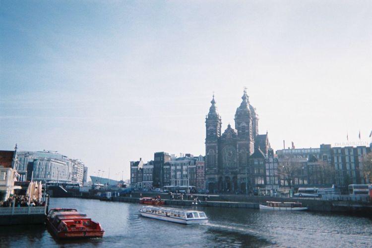 Amsterdam Thenetherlands Holland Trip Film アムステルダム オランダ 海外旅行 フィルム 写ルンです