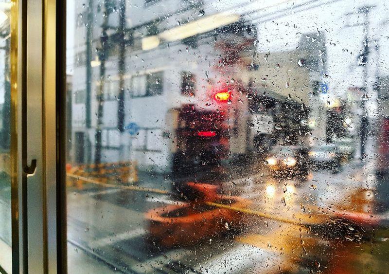 Hi Wet Glass - Material Window Rain Weather Transparent Drop Water Rainy Season Vehicle Interior Transportation Car RainDrop Land Vehicle Mode Of Transport Looking Through Window Close-up Day Full Frame Indoors