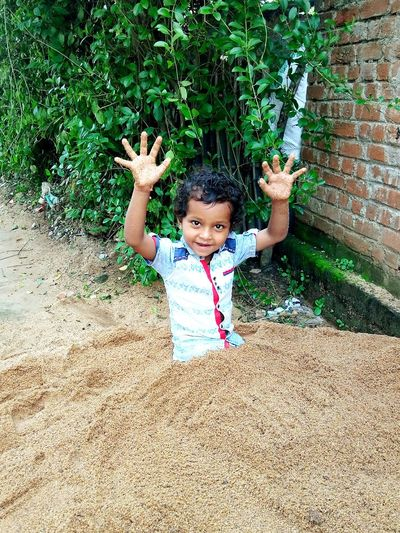 Childhood Child One Person Human Arm Boys Innocence Mobile Phone Photography Happy Kids