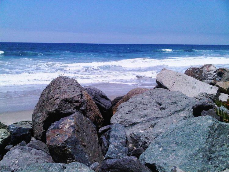 Ocean Beach Waves And Rocks California Blackberryphoto Eyeem Travel The Artsy Lens Ladyphotographerofthemonth Mobile Photography Blue Wave The Great Outdoors With Adobe The Great Outdoors - 2016 EyeEm Awards