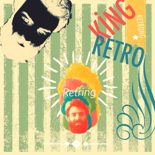 Retring Ketrong king of the retro