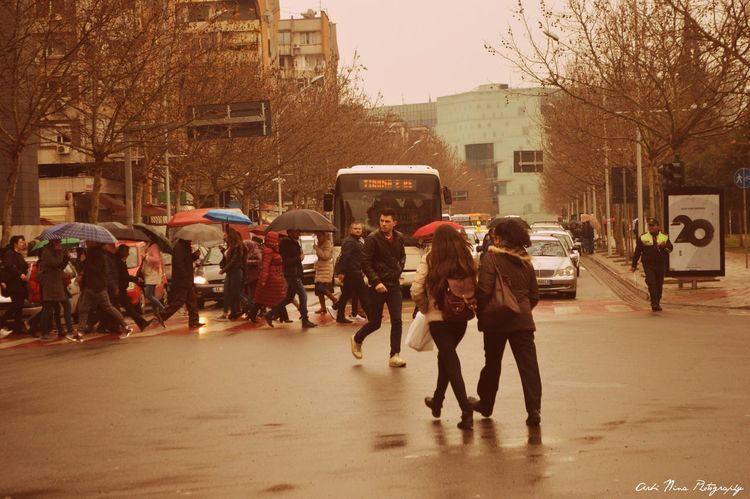 ALBANIA❤️ Albania Rainy Days Tirana Tirana Albania Lovley Day Rainy Rainy Day Shqiperia