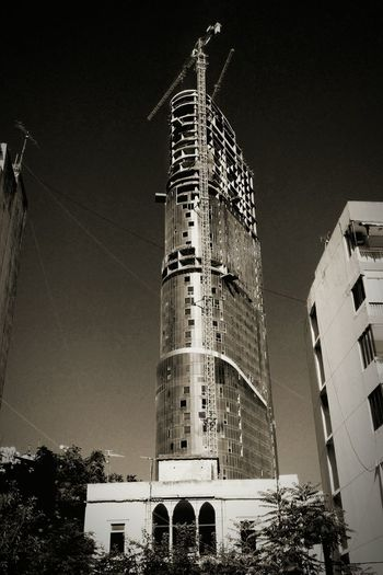 Urbanphotography Architecture Black And White Vintage House Visual Pollution Skyscraper Lebanon In Photos