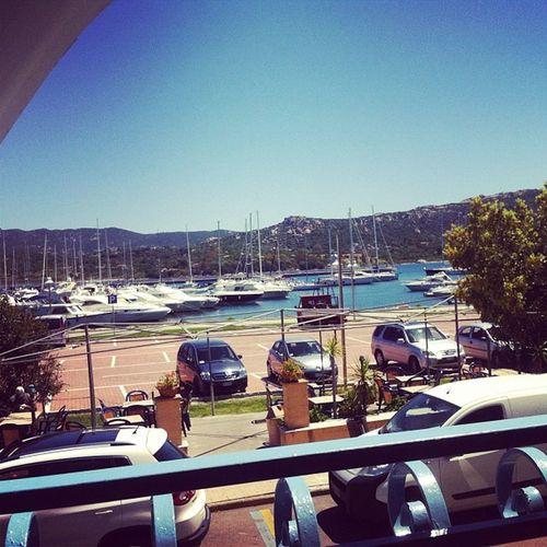 Pranzo sul Porto a Cannigione con @claudiacinefra • Sardegna Sardinia Italia Italy Mare Beach Sole Sun Estate Summer