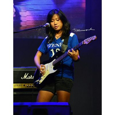@gelygeligelie HeartStrong Ateneobonfire2014 Admu Themanansala awft bluefoam concert