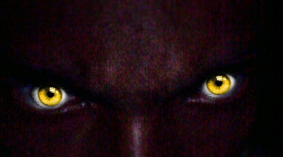 Extreme Close-up Alertness Photoshopped Teenwolf Picoftheday First Eyeem Photo