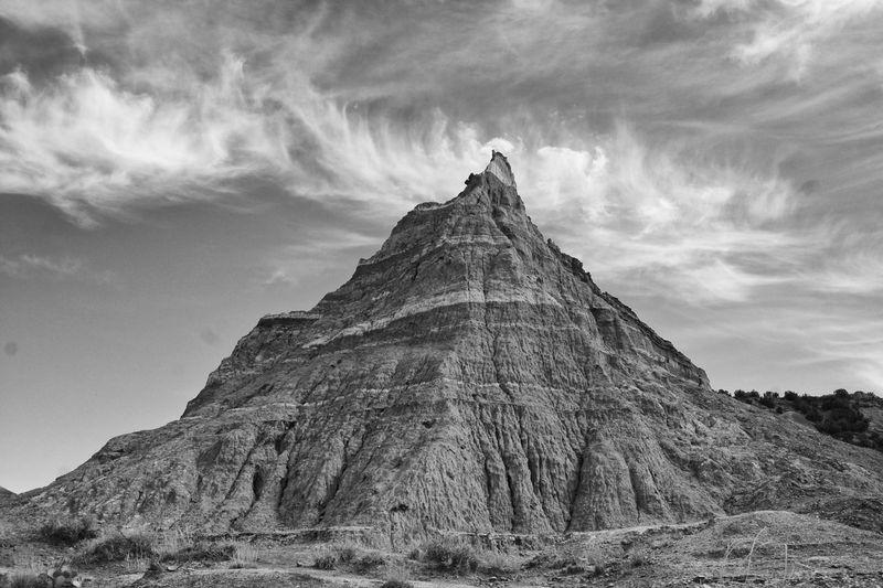 Mountain View Mountains Mountain Black And White Canyons Palo Duro Canyon, TX Texas United States Nature Nature Photography
