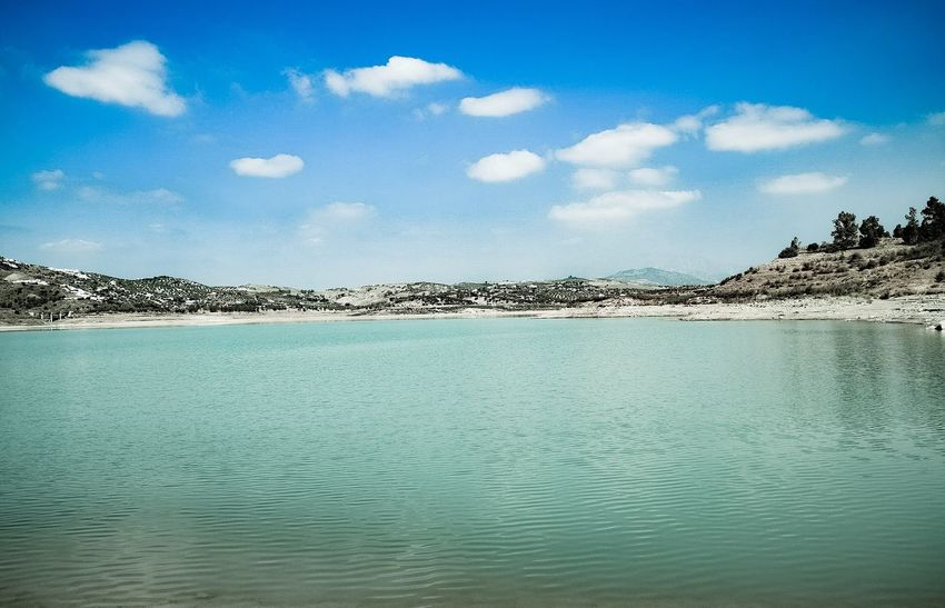 Sky Nature Scenics Beauty In Nature Tranquility Tranquil Scene Water Day No People Sea Outdoors Blue Cloud - Sky Mountain Beach Landscape View Into Land