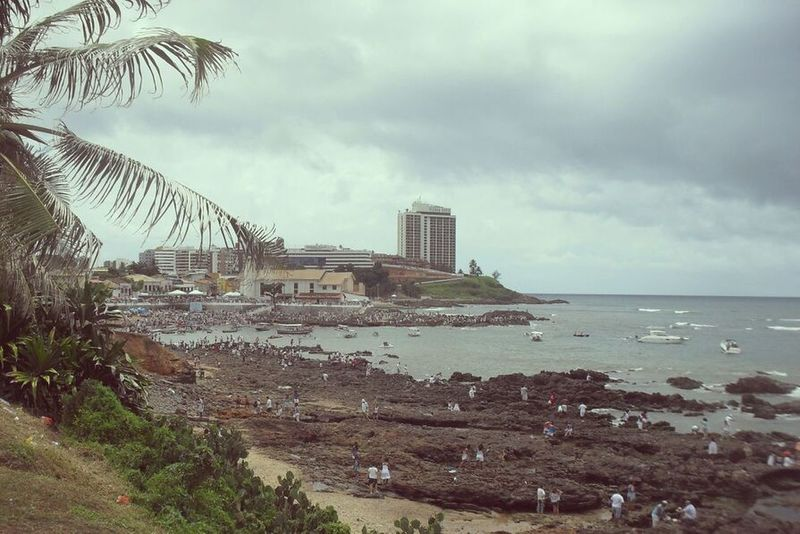 Just a nice view i shot some time ago at a Salvador Bahia's Beach . Brazil Beach Photography