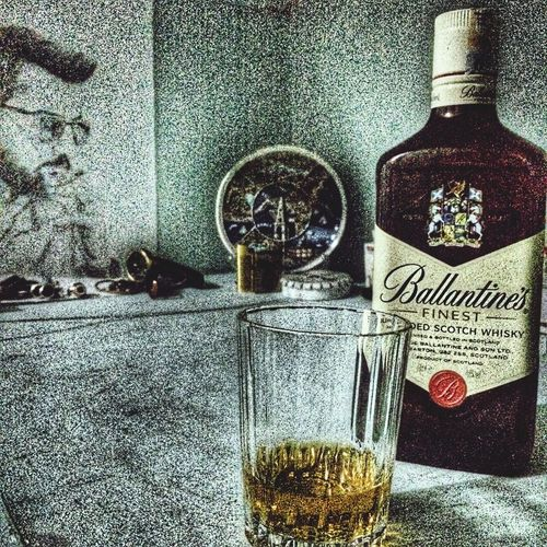 Mybadroom Ballantines Night That's Me Hello World Descartes In Pyschology Error Goodnight By