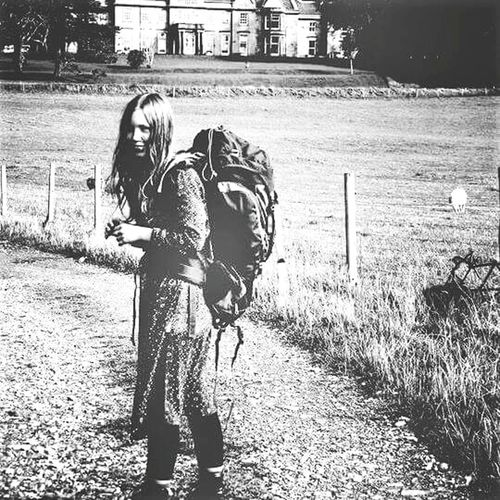 Women One Person Adult Females People Outdoors Real People Travel Travel Destinations Travel Photography Isle Of Skye Isleofskye Scotland Scotland Backpacker Traveller Traveling Travelling ✈ Nomads
