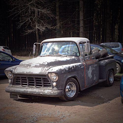1955 Chevrolet pickup 😎