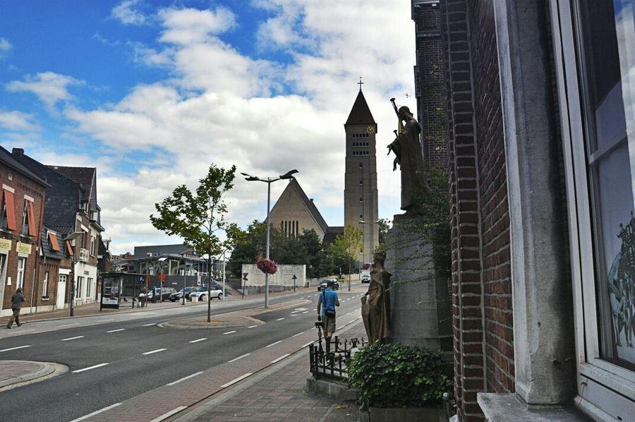 Genk Belgium Architecture Cityscapes
