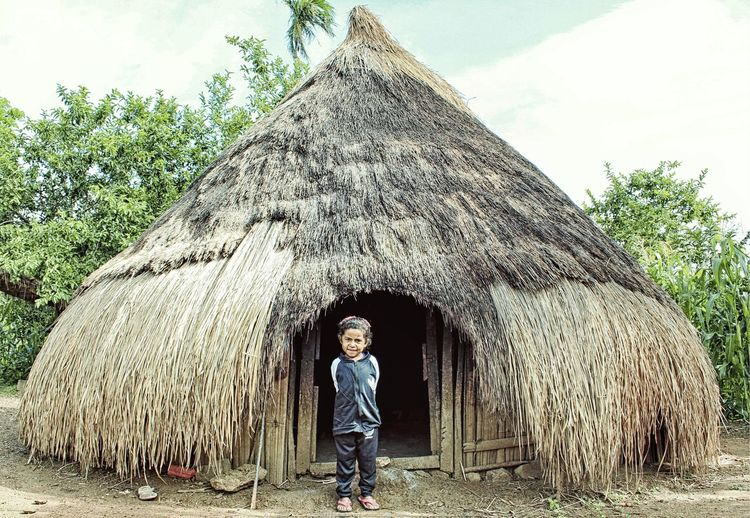 Etnic Indonesia Traditional NTT Lopo House Child Tree House INDONESIA Traditional Culture Eye Em Collection Eye4photography  EyeEm Gallery Home Loc : Fatukoto Village INDONESIA