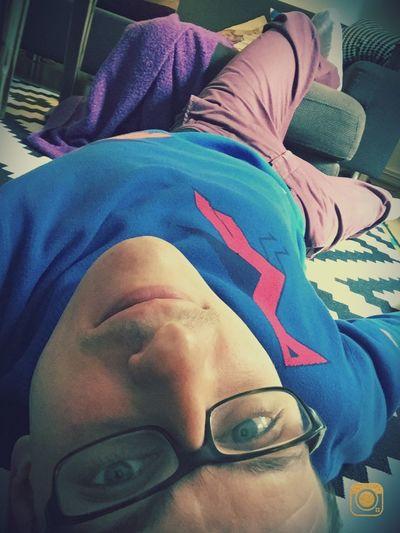 Selfie ✌ Selfportrait Self Portrait Lying On The Floor Smile Gay Birds WESC