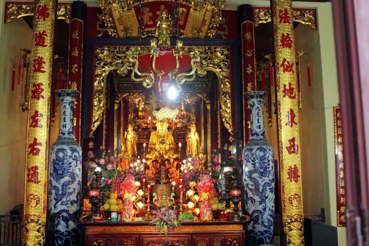 Quán sứ temple is a Buddhist temple locate at Quan Su stree. Ha noi. Vietnam First Eyeem Photo