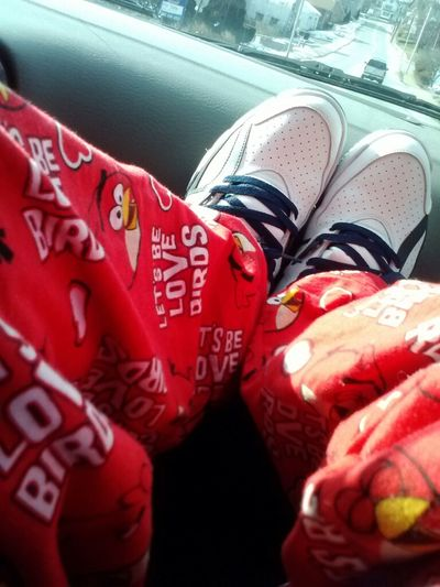 Pjs for day, dnt judge me