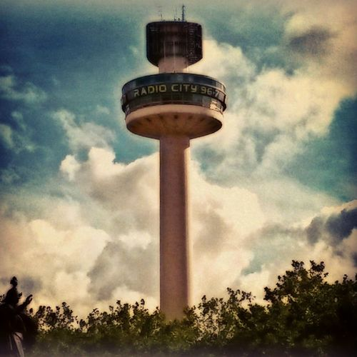 Radio Tower...
