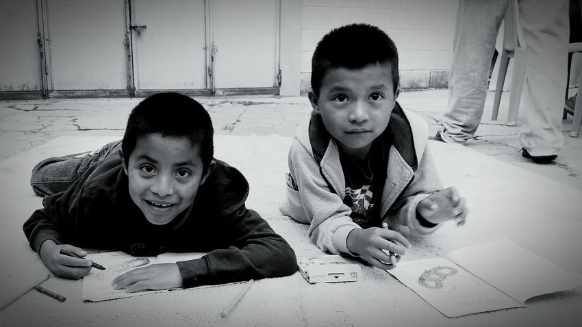 Kids Being Kids Child Childhood Charity And Relief Work Community Outreach Education Guatemala Happy Time Lookin Cute Portrait Photography Feliz Love
