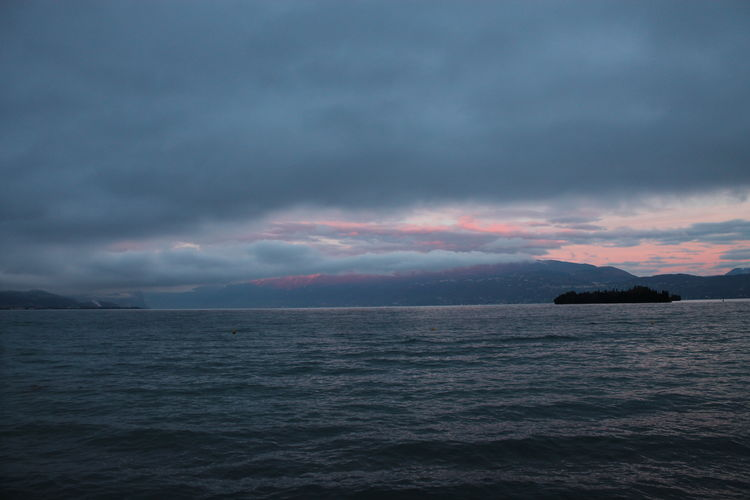 Hope. Water Sky