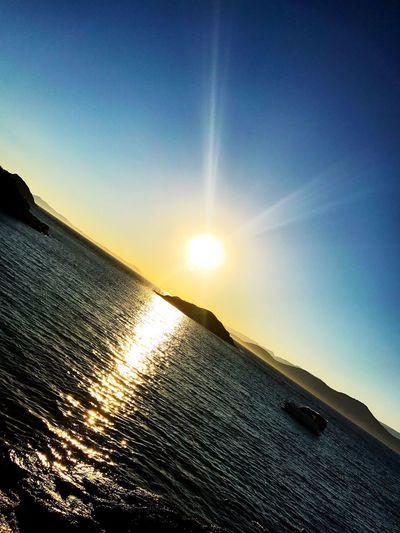 Giens Hyeres Presqu île De Giens Var Sunset First Eyeem Photo