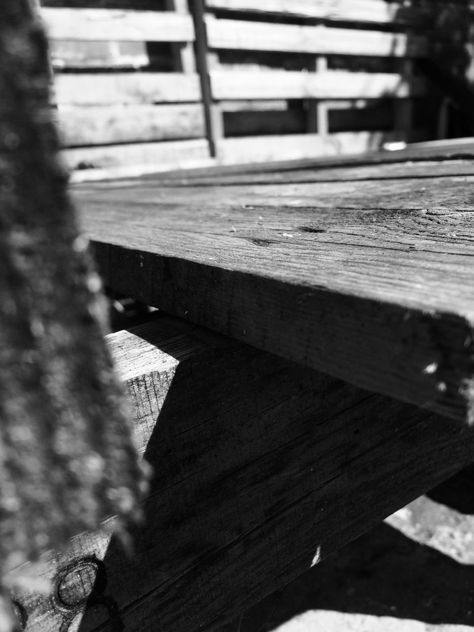 wood - material, no people, day, outdoors, timber, sunlight, shadow, close-up, nature