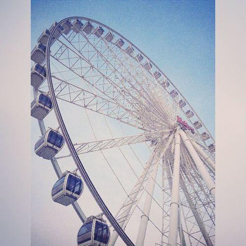 Vscocam Thailand 摩天轮 Color Ferriswheel 色彩 旅游