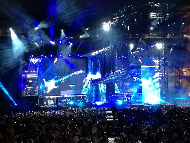 Tiziano Ferro Tour 2017 Stadio Olimpico 30/Giugno/2017 The Purist (no Edit, No Filter) Arts Culture And Entertainment Rome Italy🇮🇹 Color Photography Performance Capture The Moment Live Event Stage - Performance Space Music Music Nightlife Popular Music Concert Night Illuminated Crowd Music Festival Stage Light Audience Lighting Equipment Performing Arts Event Rock Music Event Large Group Of People