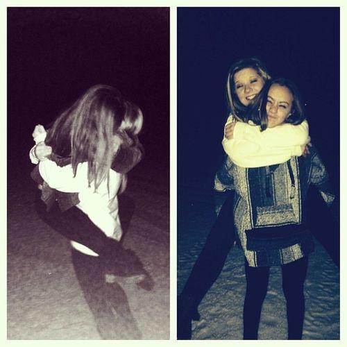 I ❤️ macee(: Funnight Bestfriends Walkinontheres @macee_kay1