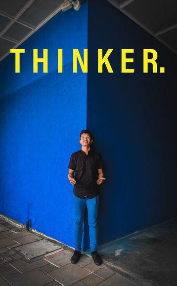 Thinker Outdoor