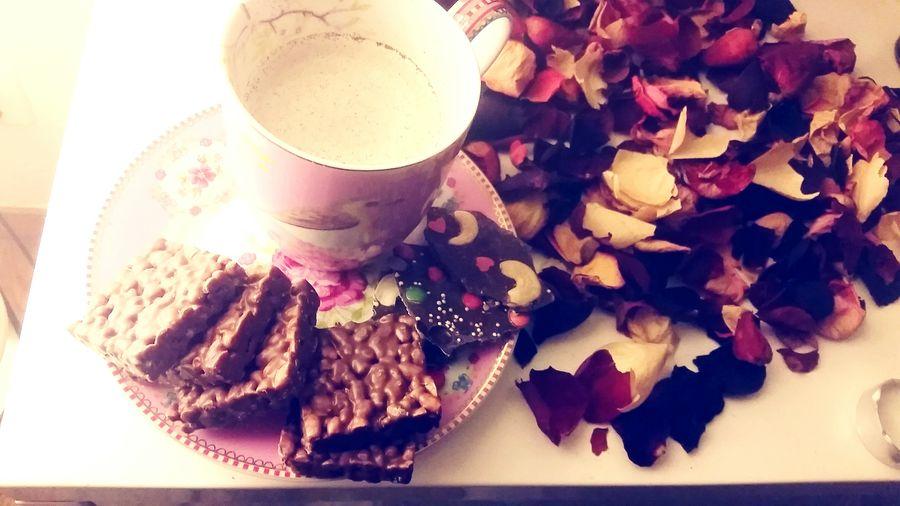 Kaffee PauseCafe Vanillemacchiato Vanille Macchiato :) Dessert Porn Homemade Dessert Dessert