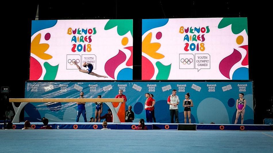 gymnastica Buenosaires2018 #yog2018 Youth Olympic Games Argentina 2018 Figymnastics City