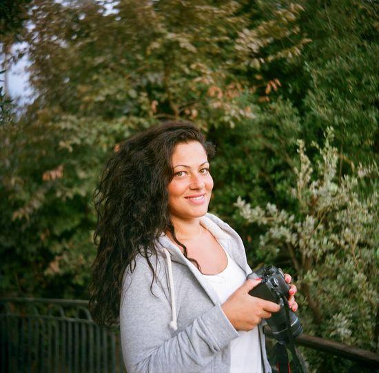 Kodak Portra Lubitel 166+ Lomo Kodak Film